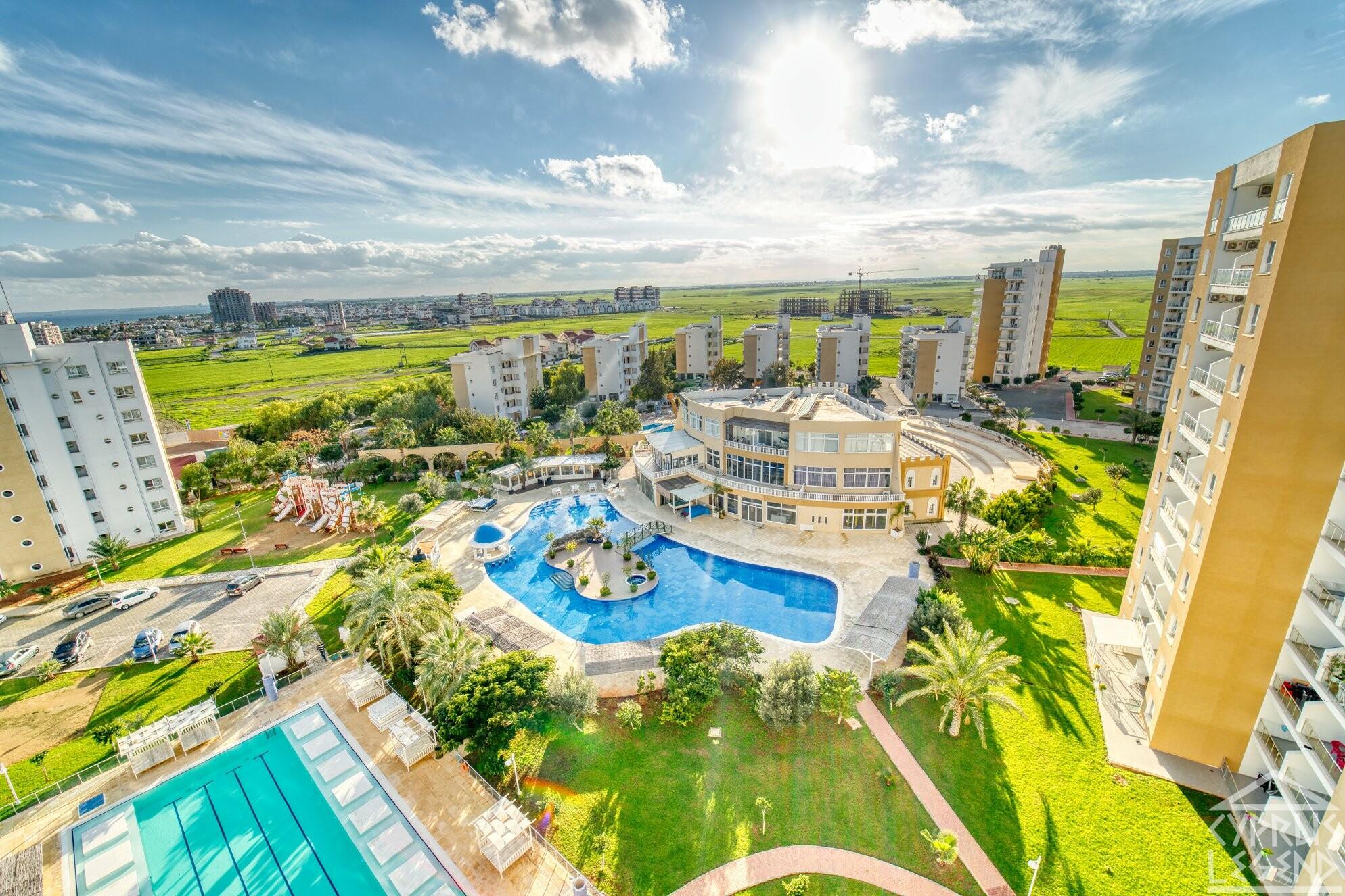Апартаменты в СПА — комплексе, рассрочка, кредит