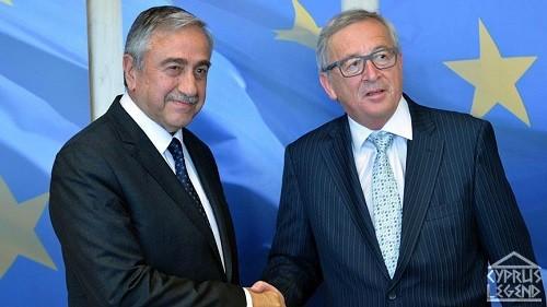 Акинчи просит ЕС поддержать Северный Кипр