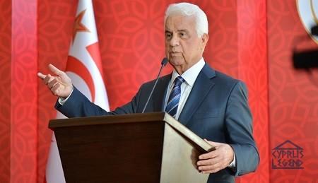 Акинчи боролся на переговорах за признание Северного Кипра - мнение Эроглу