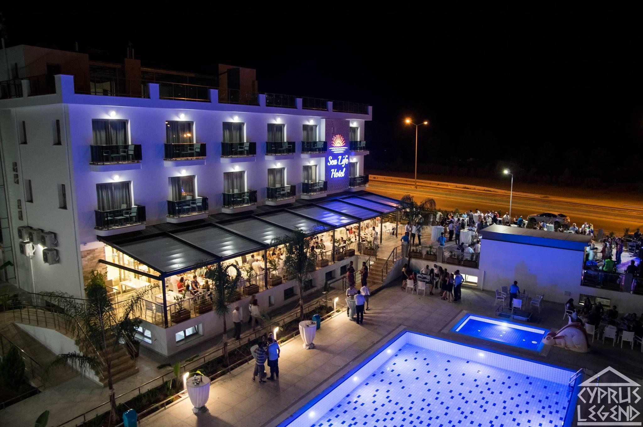В Искеле открылся новый отель