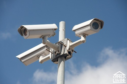 На Северном Кипре установят 544 камеры видеонаблюдения