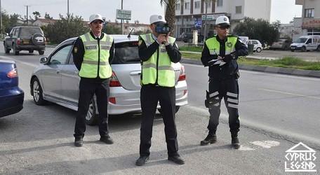 Неделя безопасности дорожного движения прошла на Северном Кипре