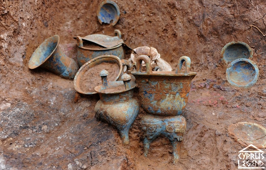 На Карпазе обнаружена древняя семейная гробница