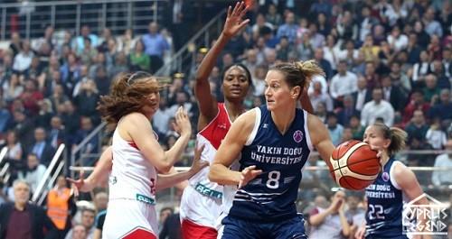 Женская баскетбольная команда с Северного Кипра