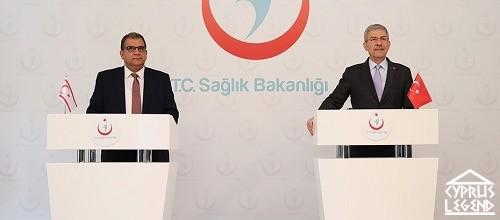 Министры здравоохранения договорились о путях улучшения медицины на Северном Кипре