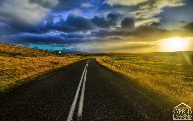 На Северном Кипре начались работы по строительству новой дороги