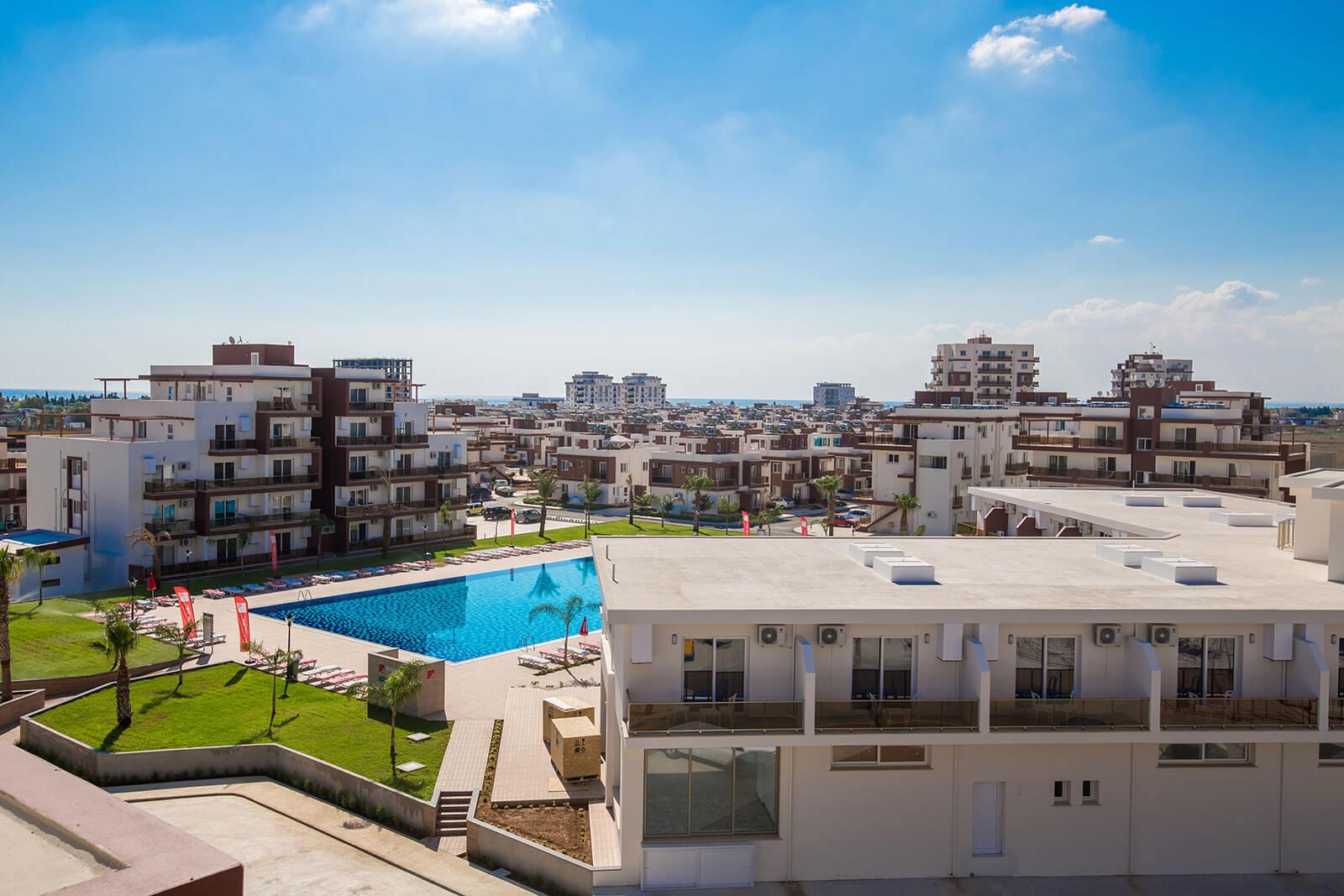 Апартаменты в курортном комплексе, рассрочка, кредит
