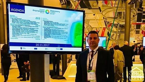 Северный Кипр принимает участие в конгрессе Bioeconony в Польше