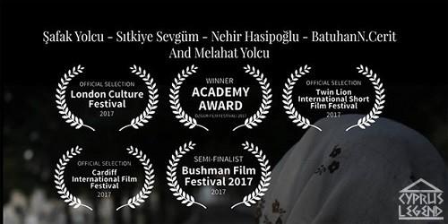 Фильм про турко - киприотов на Международном фестивале в Дели