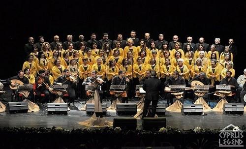 На Северном Кипре прошел концерт в поддержку общества талассемии