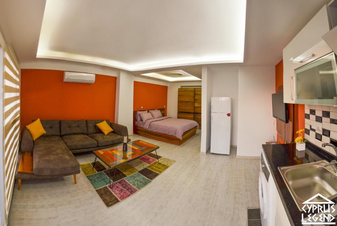 Студия в курортном комплексе, гарантированная аренда до 12 лет