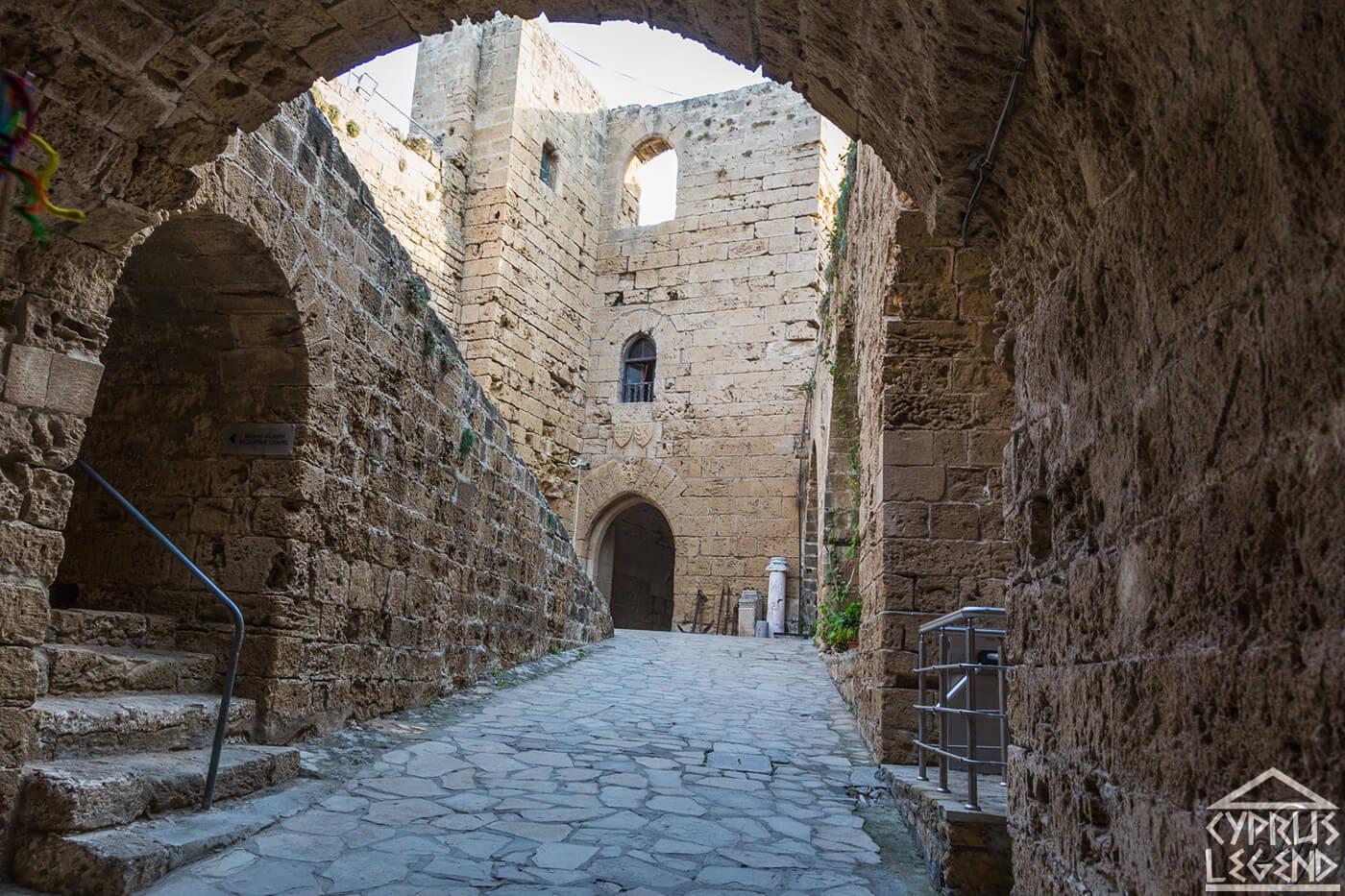 Архитектура киренийской крепости