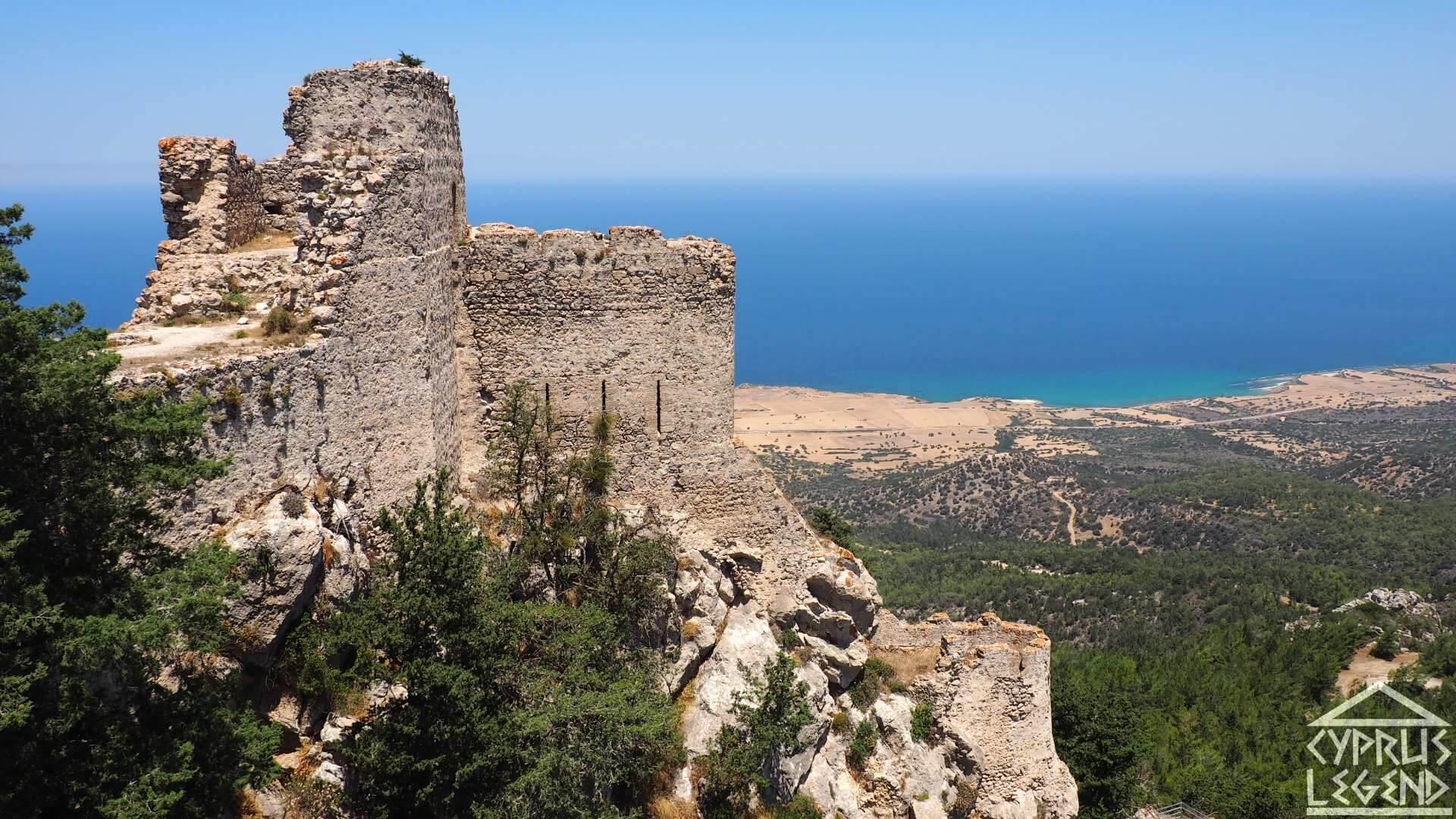 Замок Кантара