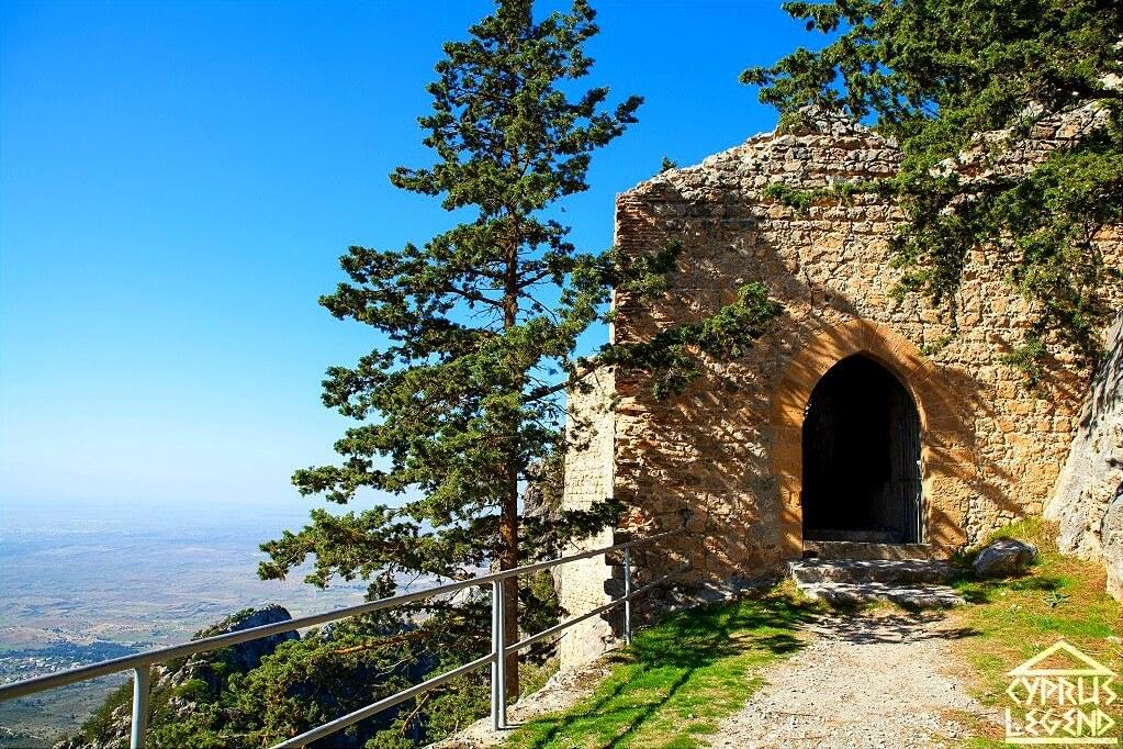 Замок Буффавенто, Киренея