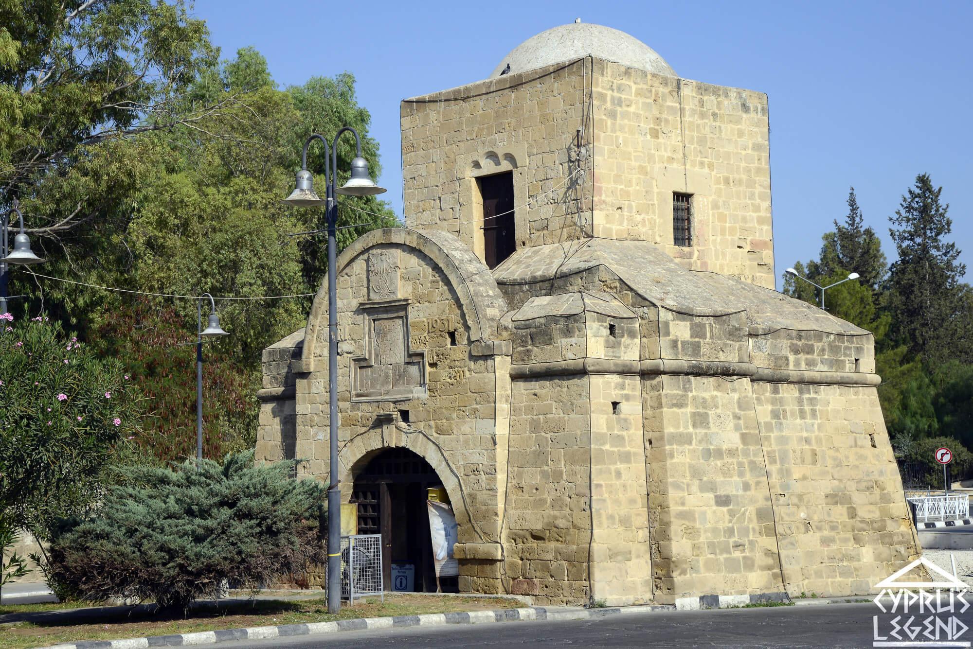 Киренийские ворота (Kyrenia Gate)