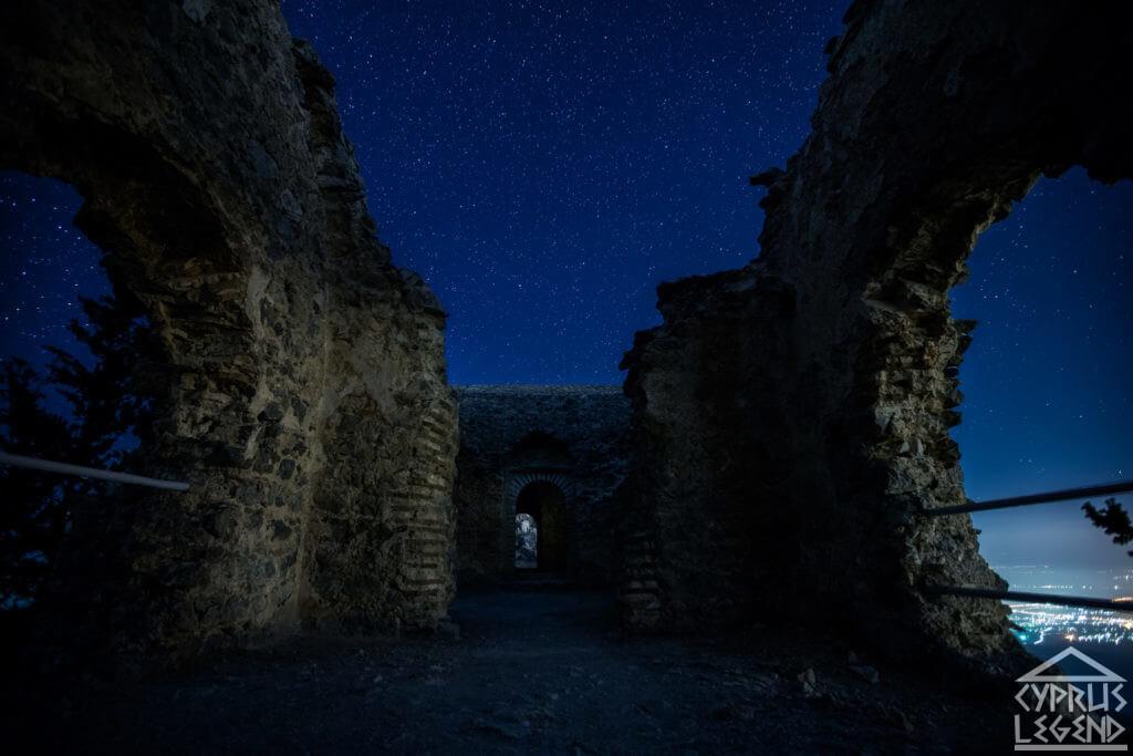 Замок Буффавенто. Киренея