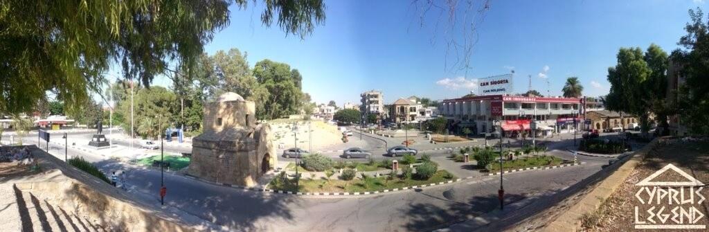 Киренийские ворота сегодня