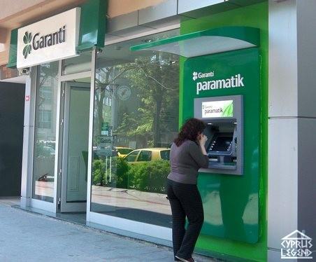 Банкоматы Северного Кипра