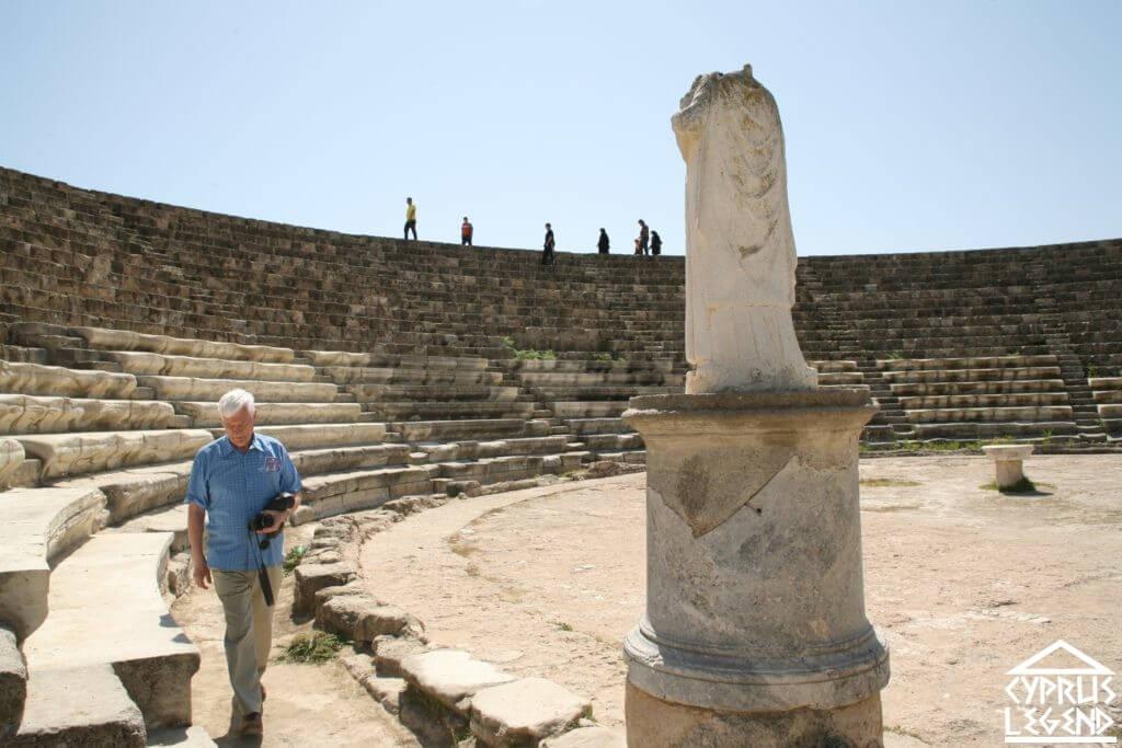 амфитеатр Саламин (Саламис)