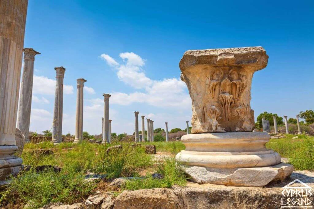 Саламис древний город