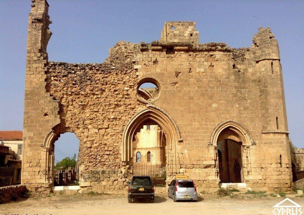 Церковь Святого Георгия фамагуста
