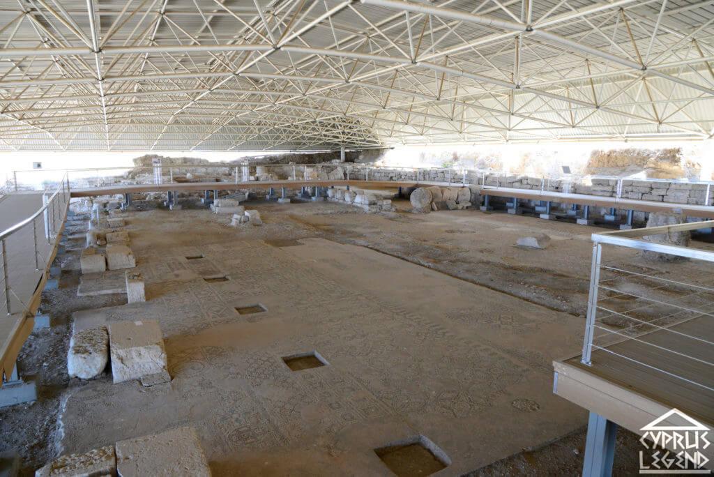 Древний город Соли (Soli)