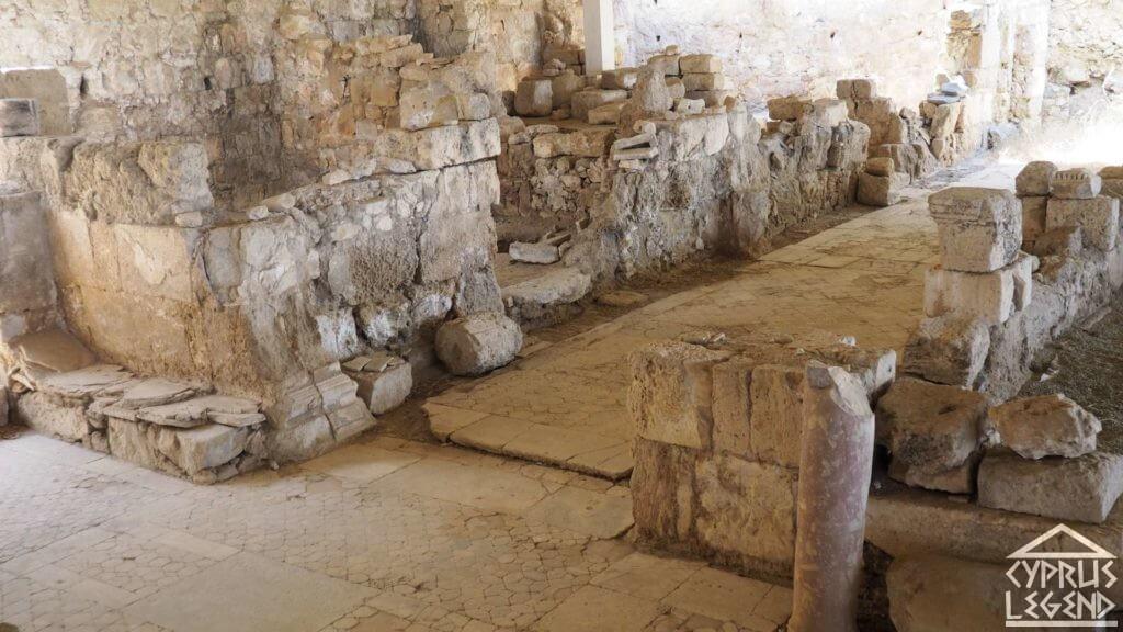 Некрополь Древний город Соли