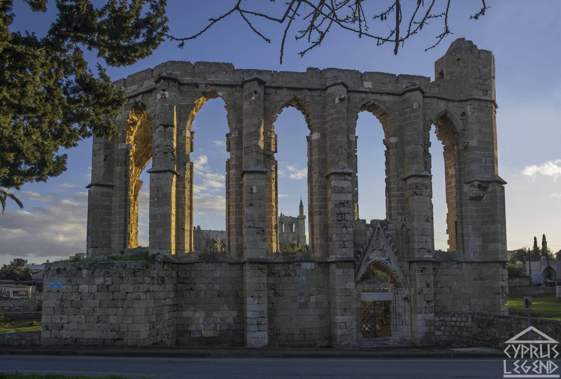 Церковь Святого Георгия латинян