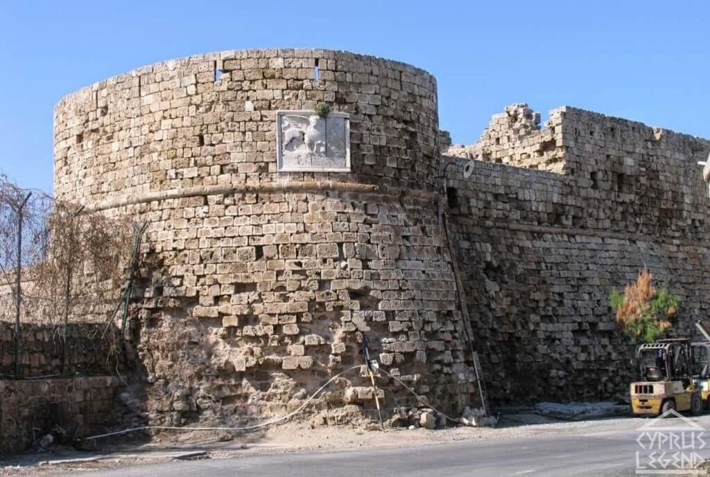 Крепость Отелло, Фамагуста
