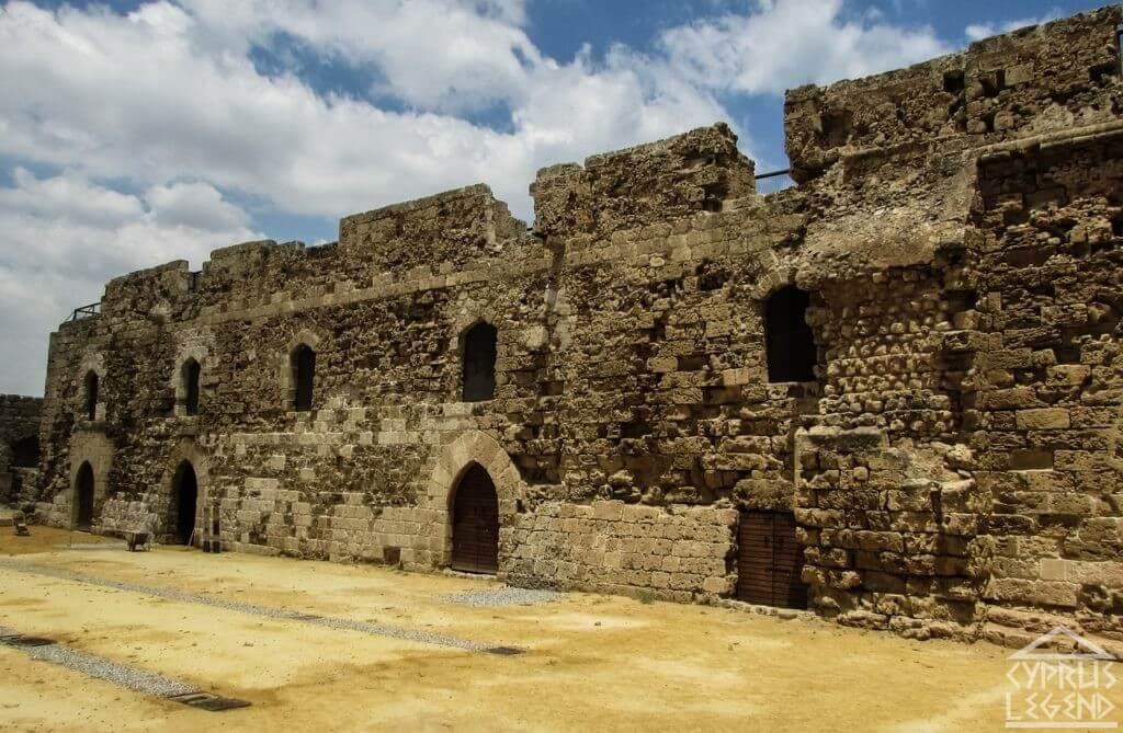 Крепость Фамагуста