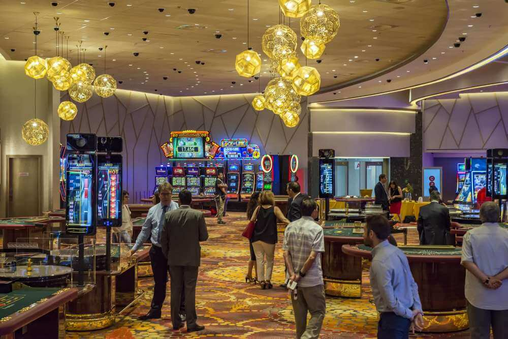 casino money online
