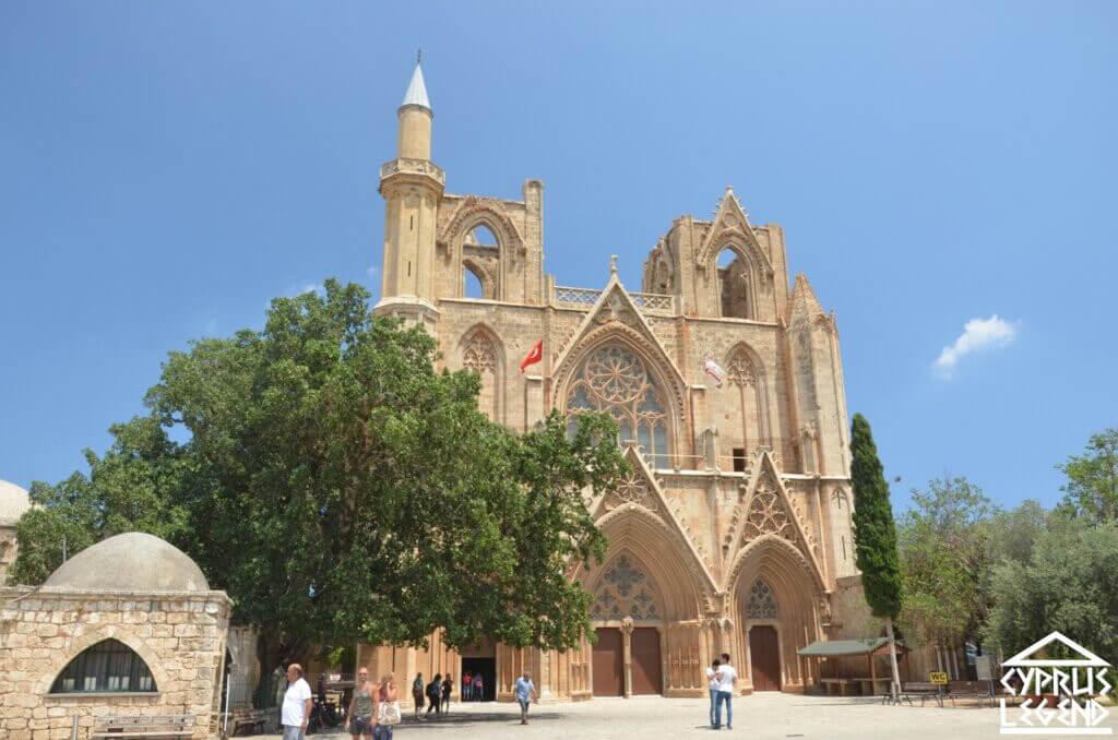 церковь Кармелитов Святой Марии