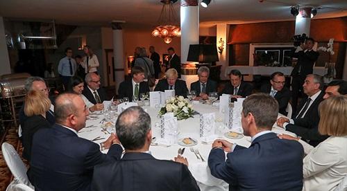 Конференция по объединению Кипра