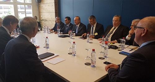 Переговоры по безопасности и гарантиям Северный Кипр
