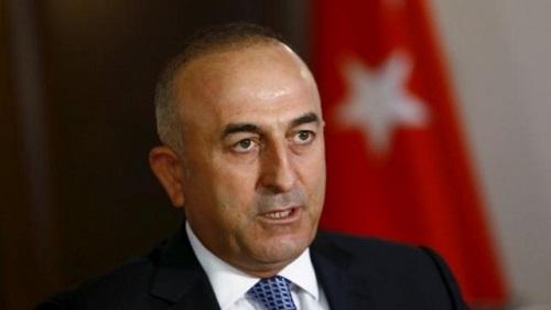 Глава МИД Турции встретится с Акинджи во вторник