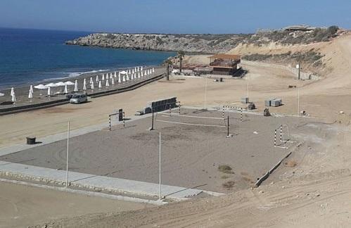 Экологический ущерб для пляжа Эсентепе