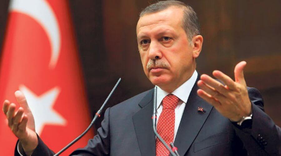 Эрдоган призвал отменить изоляцию Северного Кипра