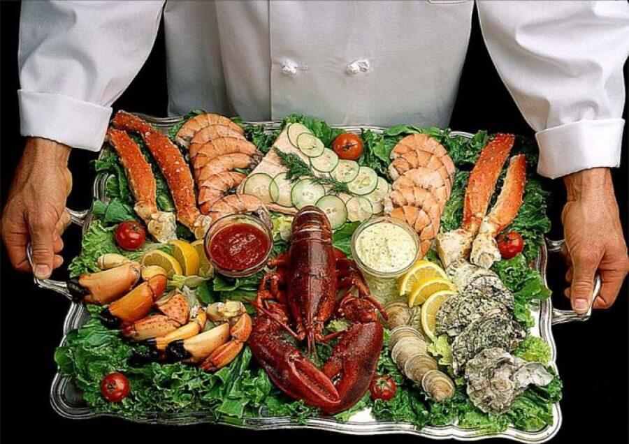 Северный Кипр на выставке еды в Дубае